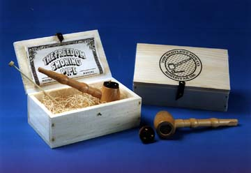 The Freedom Smoking Pipe available at The Smoker's Club, Inc.